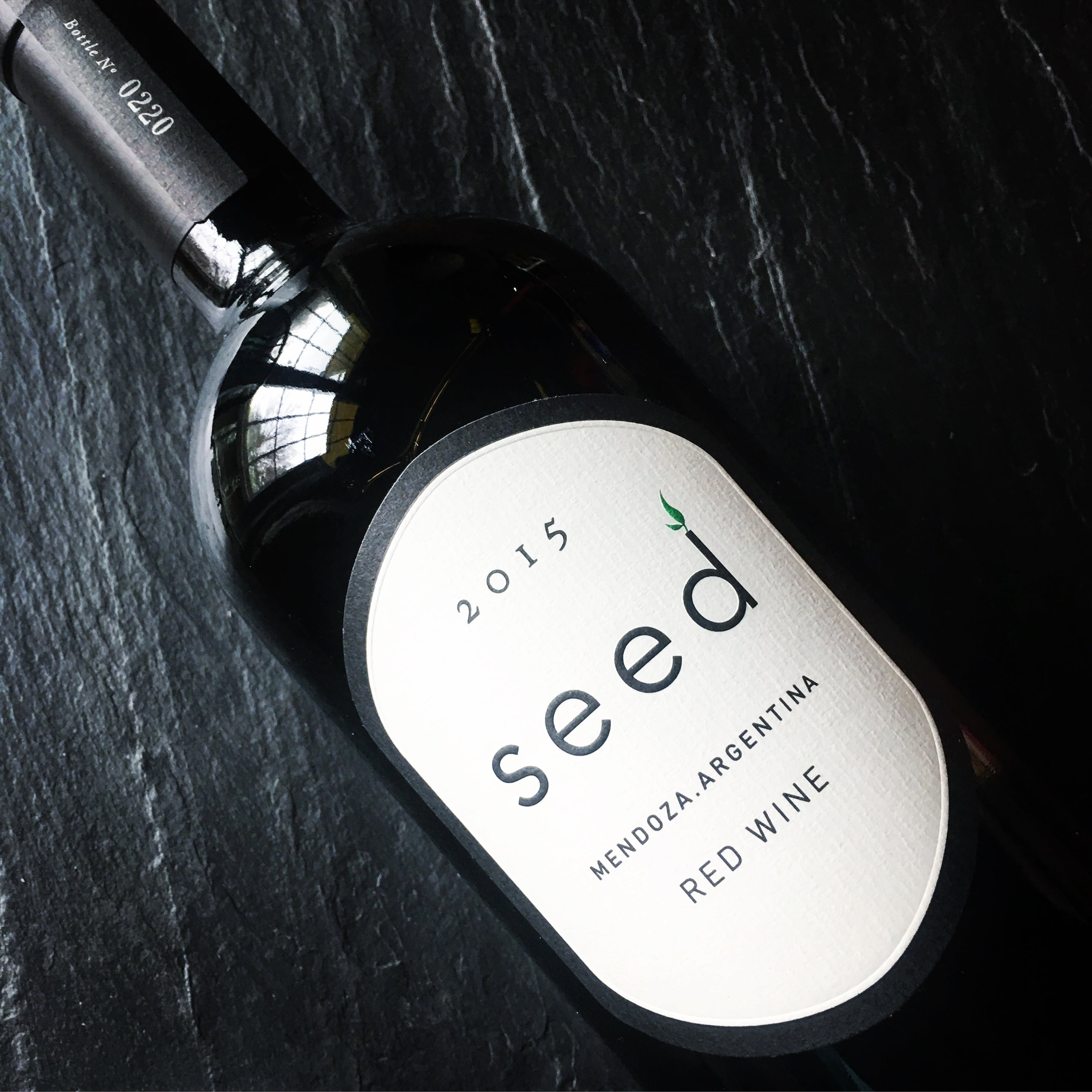 Seed Red Wine 2015