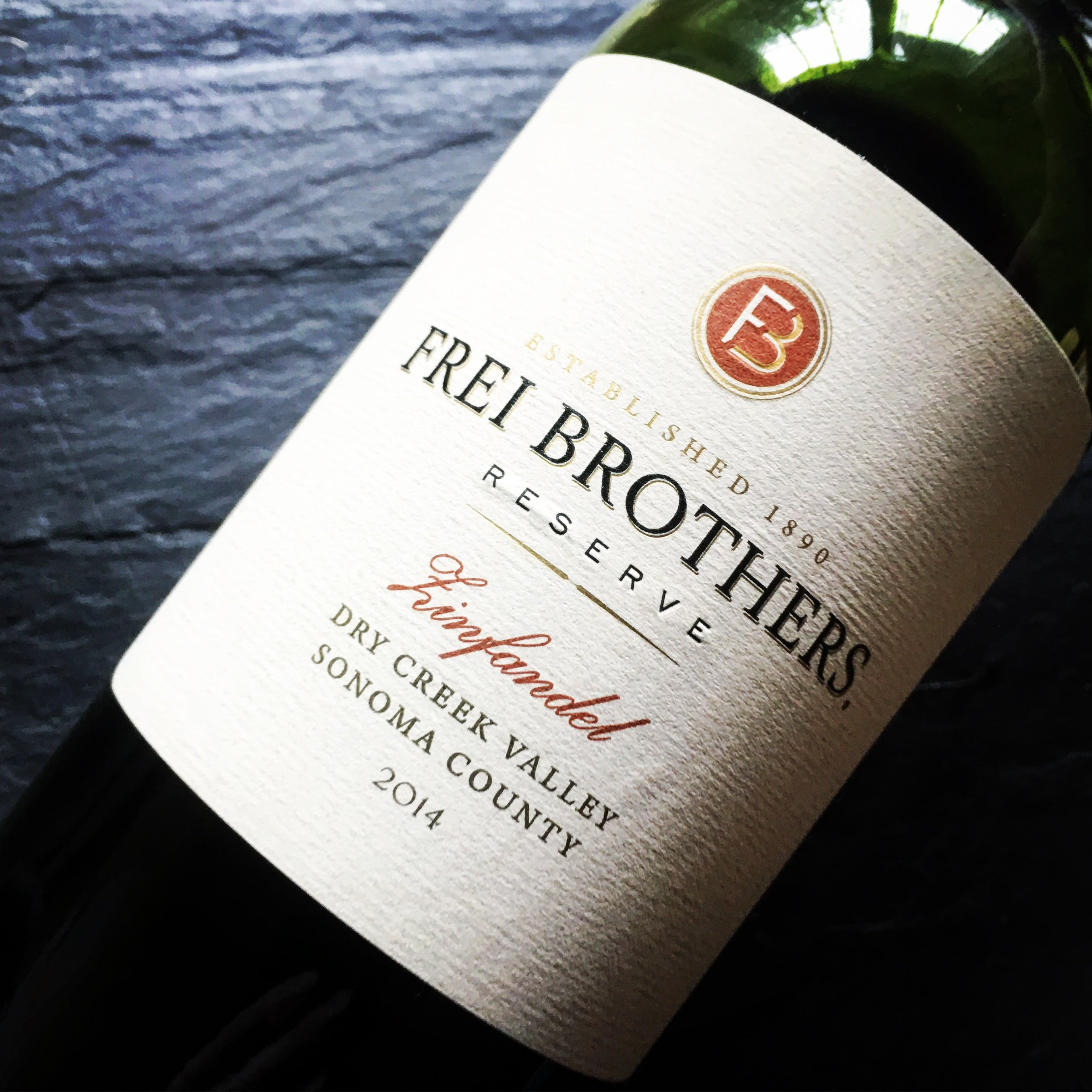 Frei Brothers Dry Creek Zinfandel 2014