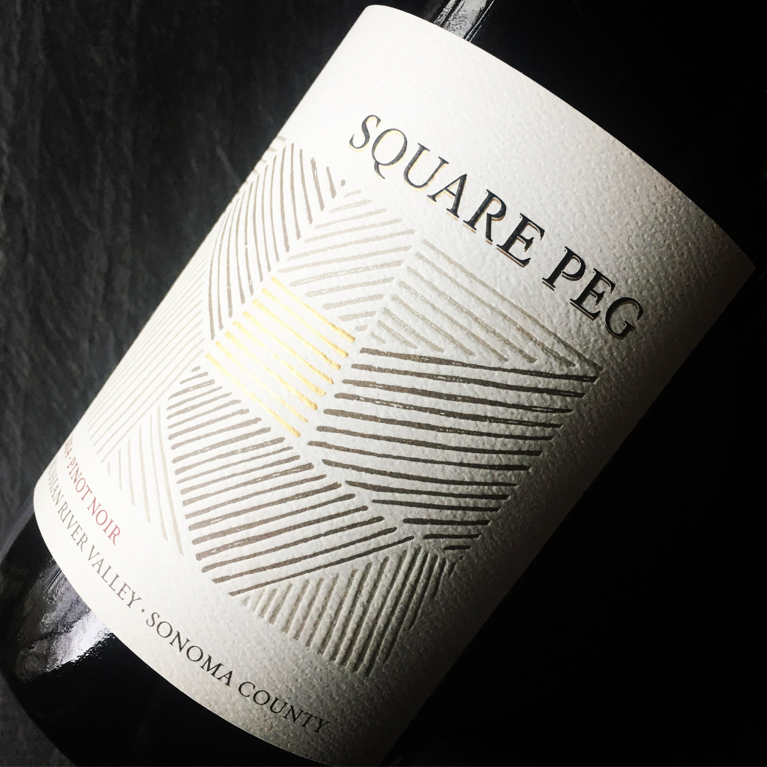 Square Peg Pinot Noir Russian River Valley 2014