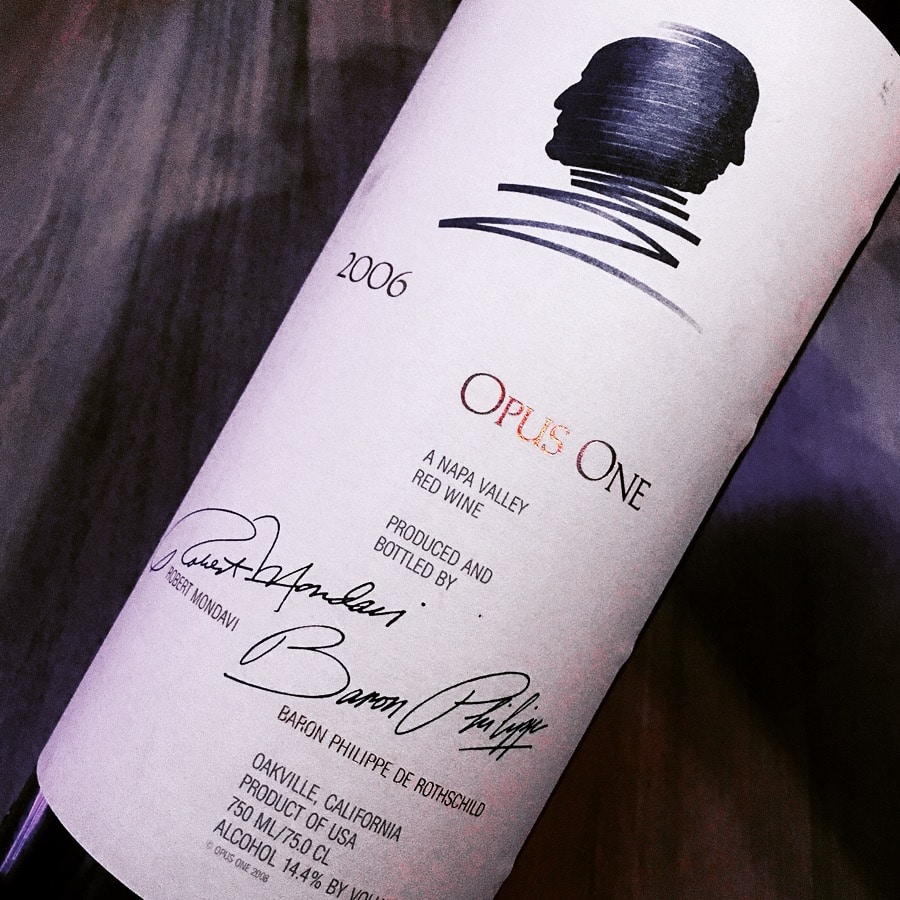Opus One 2006