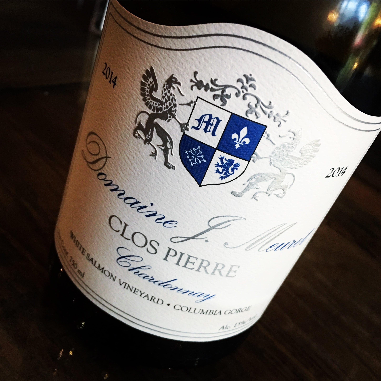 Domaine J. Meuret Clos Pierre Chardonnay 2013