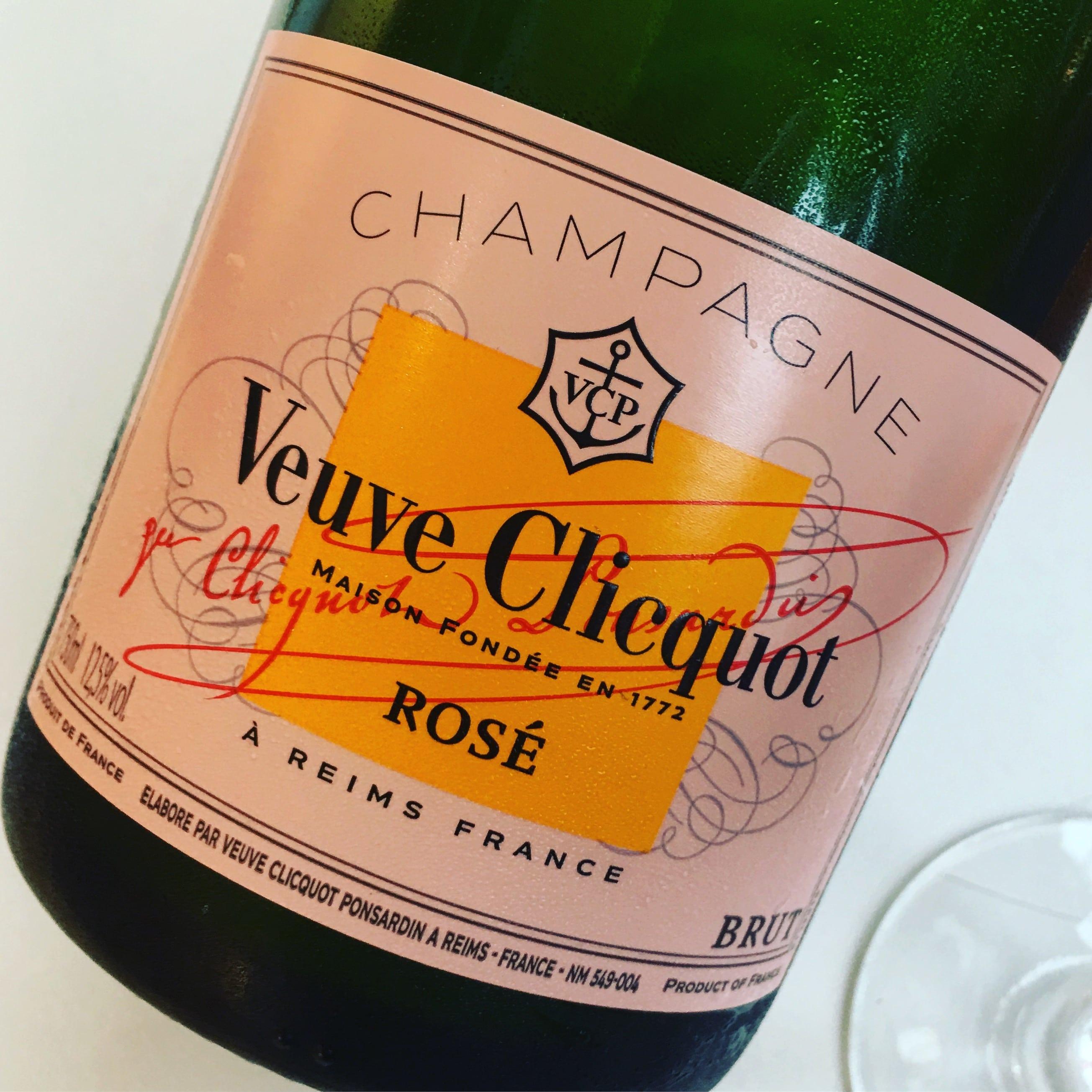 Veuve Clicquot Champagne Réserve Brut Rosé NV