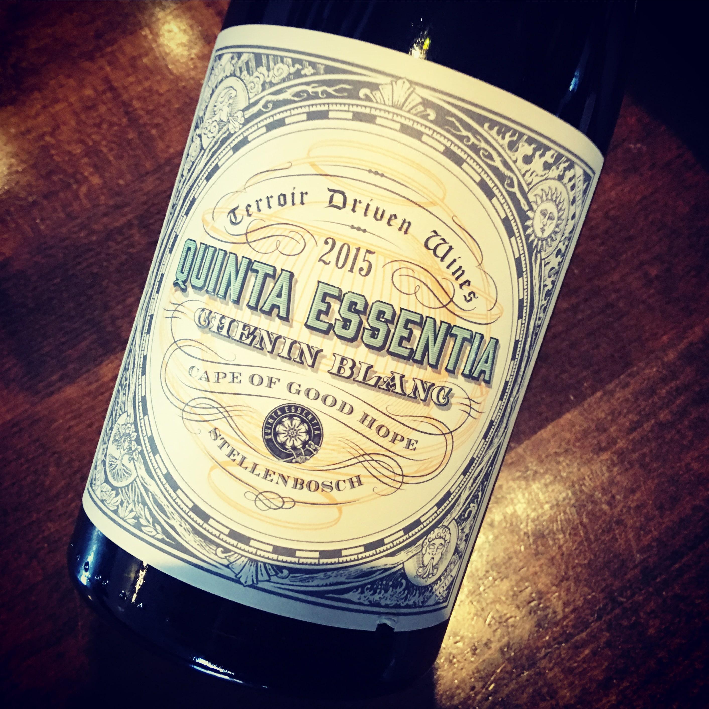 Quinta Essentia Chenin Blanc 2015