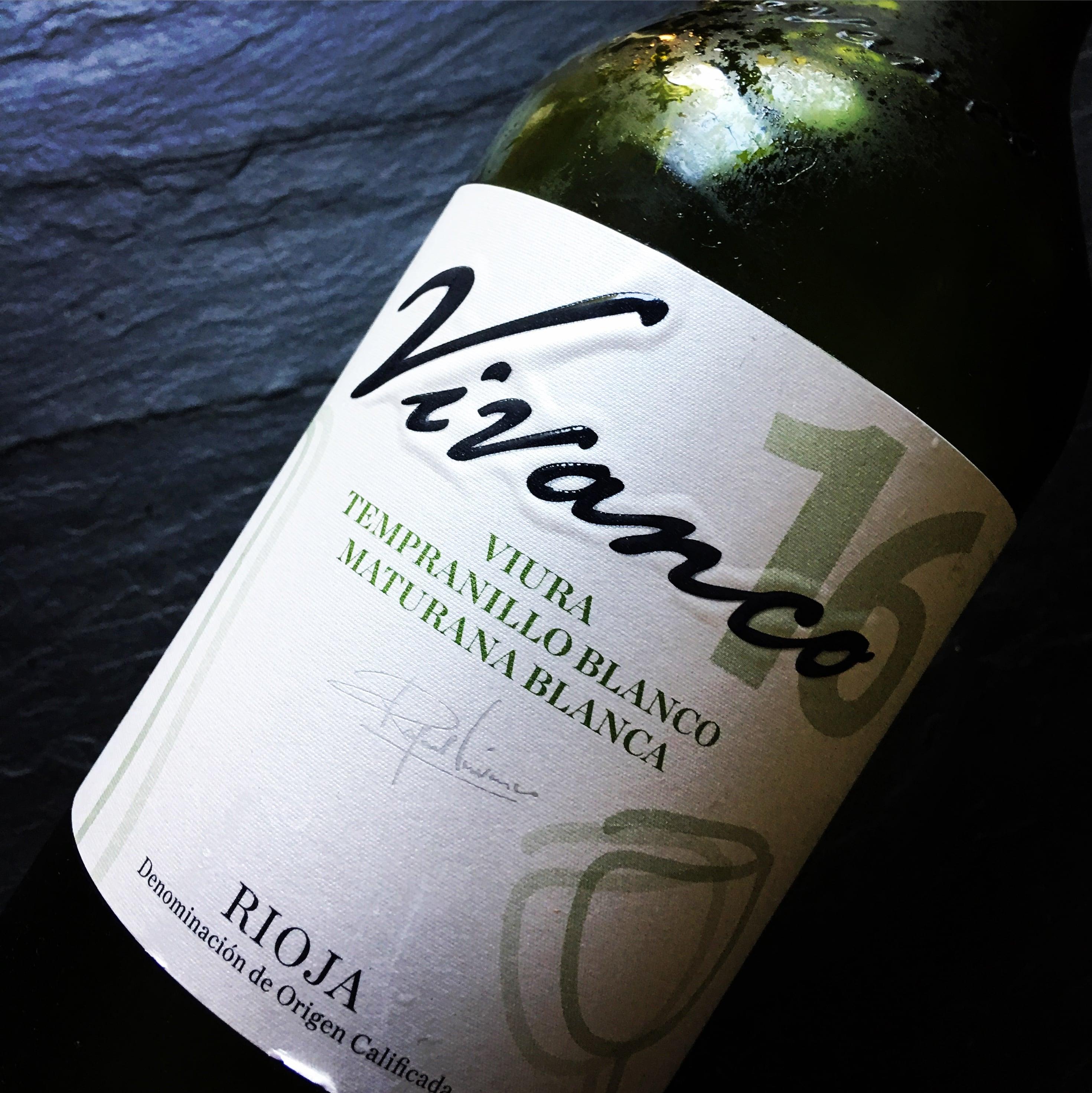 Dinastía Vivanco Rioja Viura-Malvasía-Tempranillo Blanco 2016