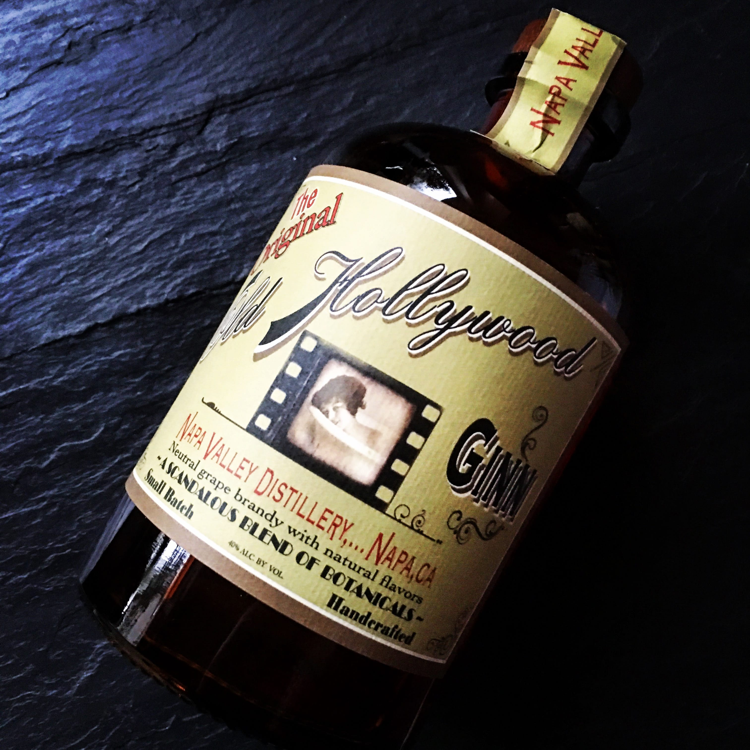 Napa Valley Distillery Old Hollywood Ginn