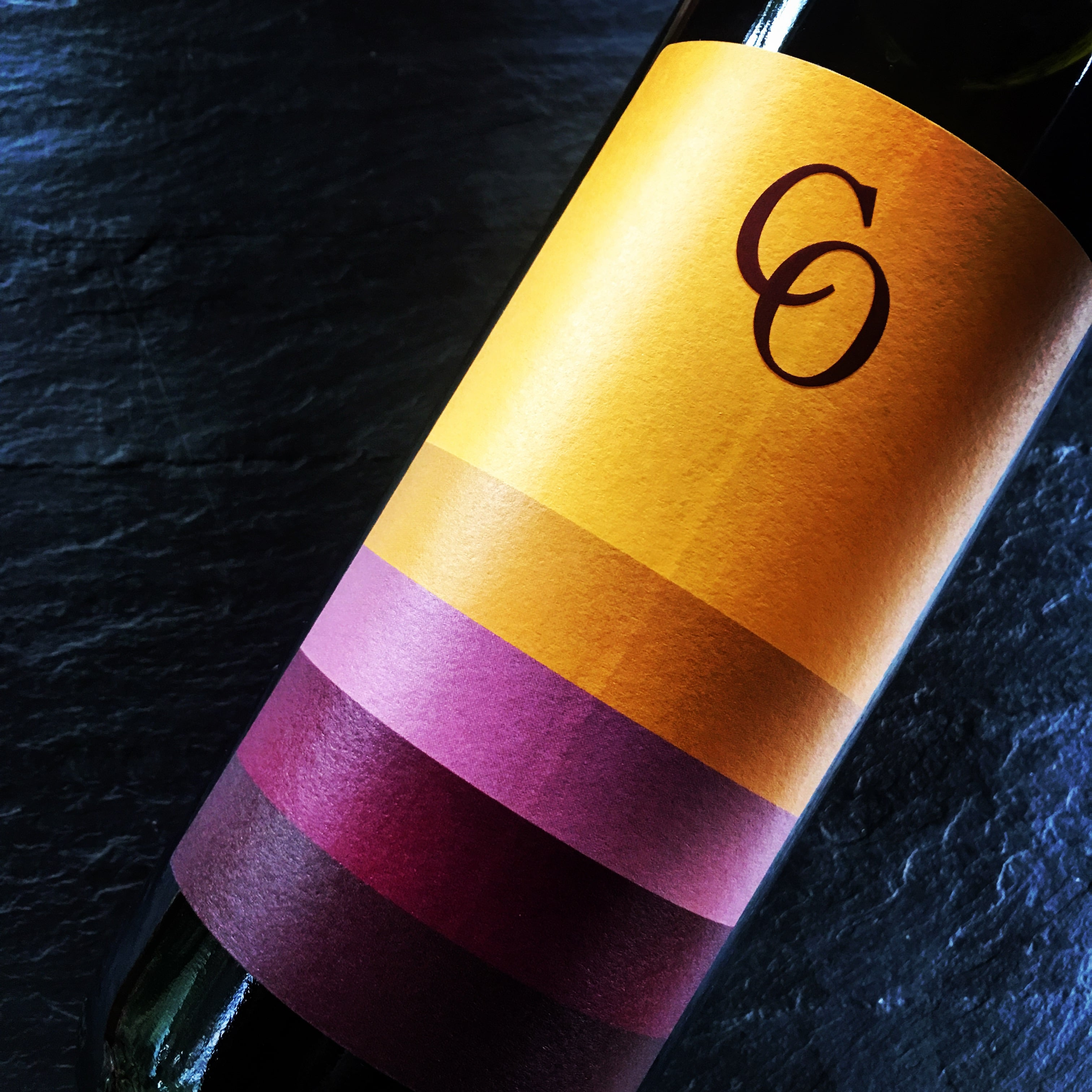 Coronica 'CO' Dry Red Wine 2014