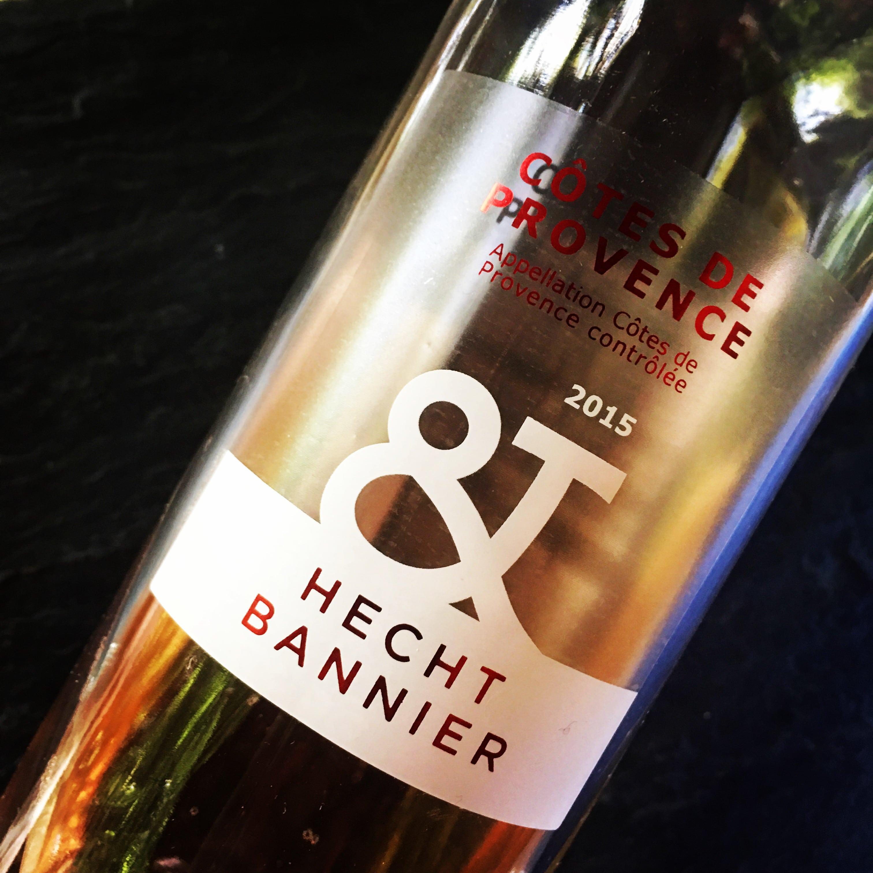 Hecht & Bannier Côtes de Provence Rosé 2015