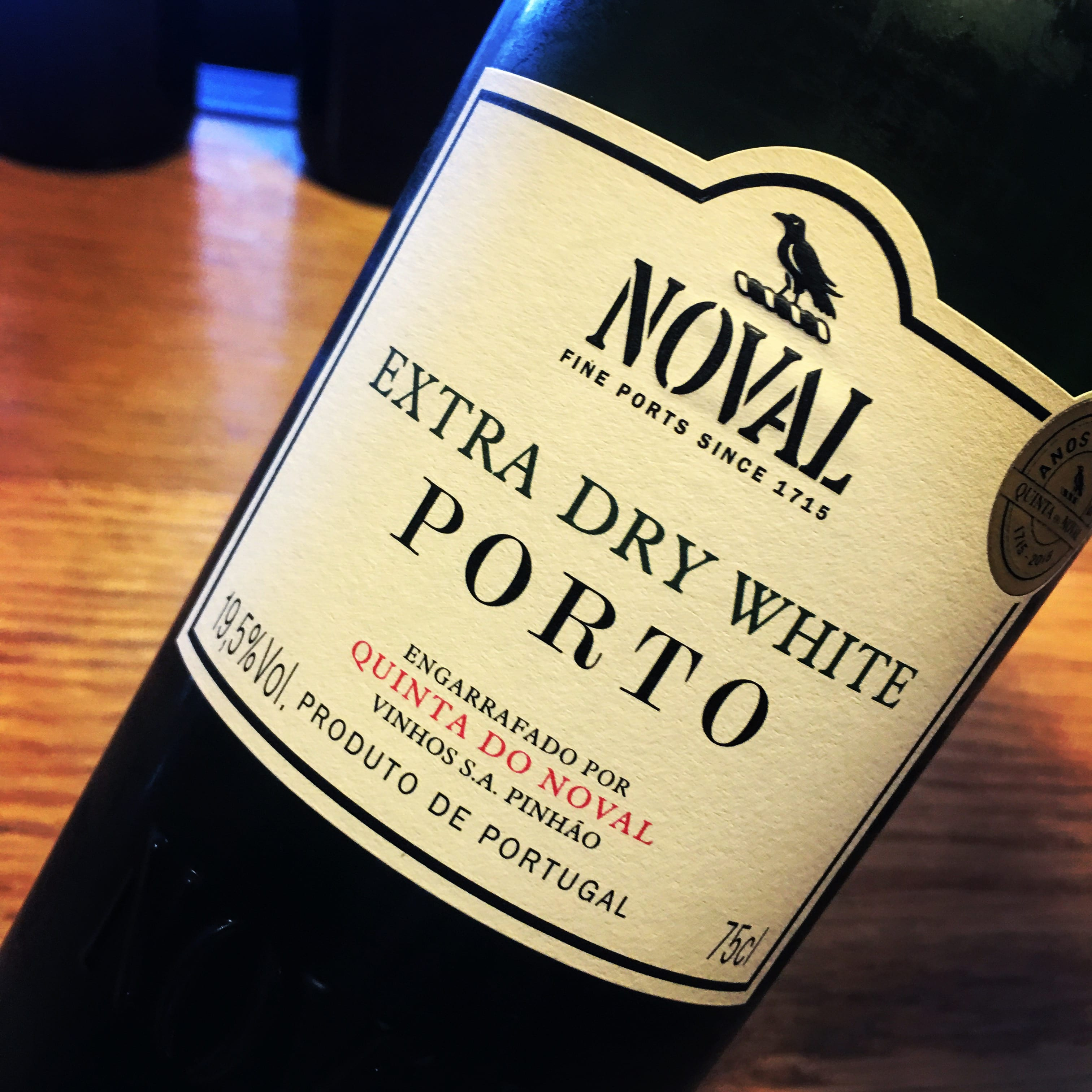Quinta do Noval White Port Extra Dry 2008