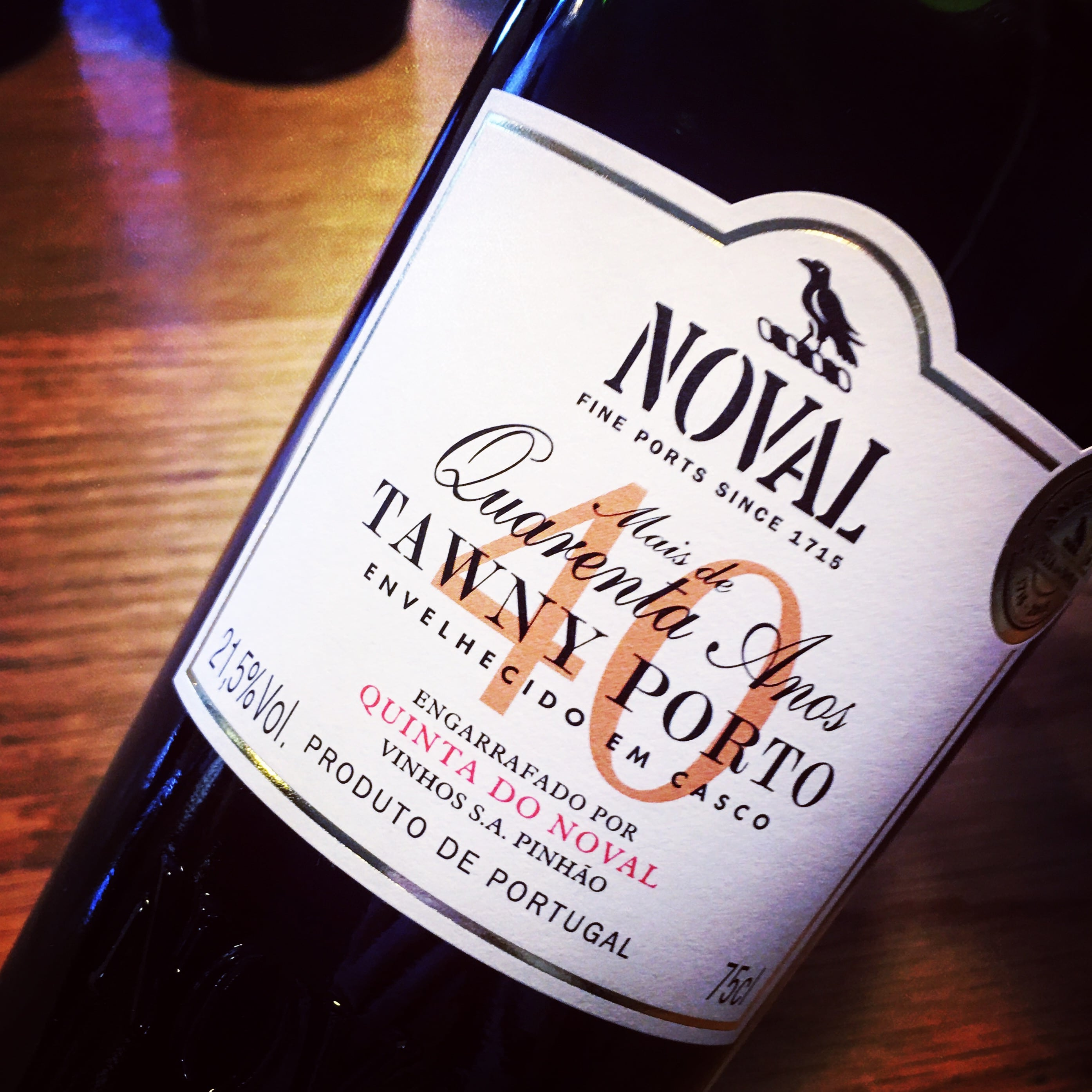 Quinta do Noval Quarenta Anos 40 Year Old Tawny
