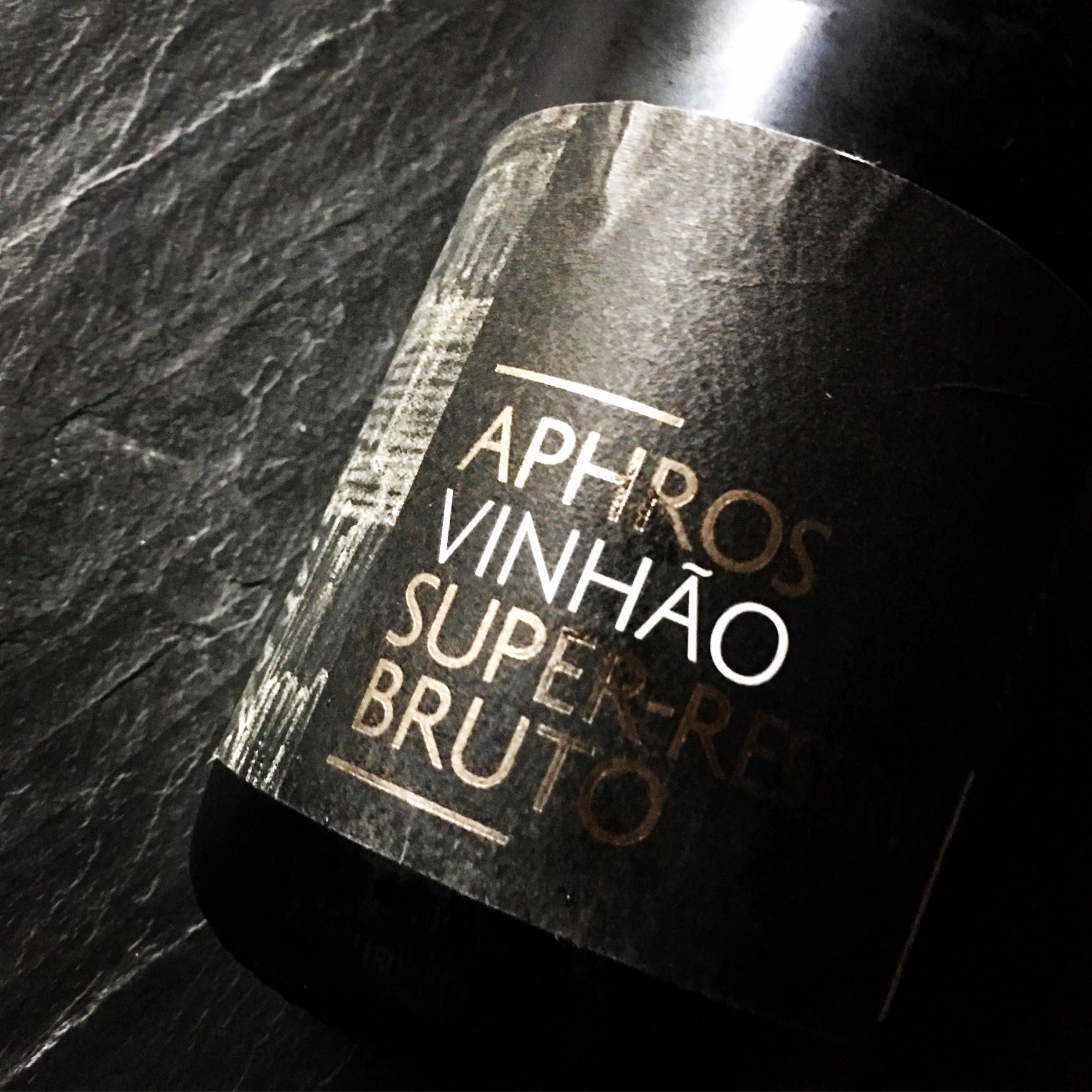 Aphros Super-Reserva Bruto Vinhão NV