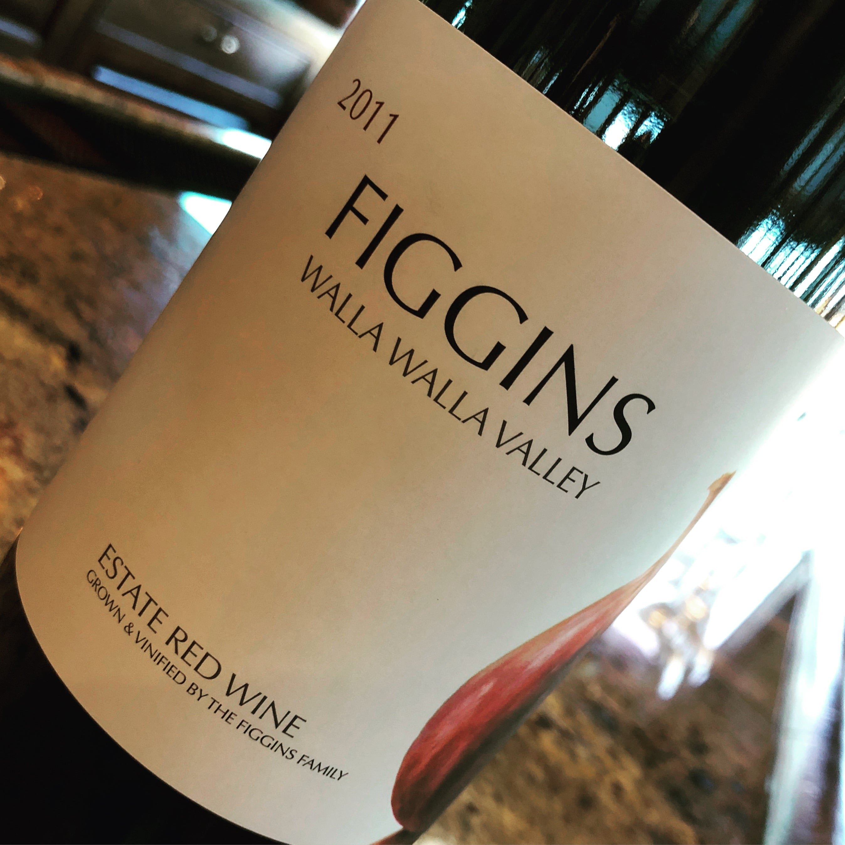 Figgins Walla Walla Valley Estate Red 2011