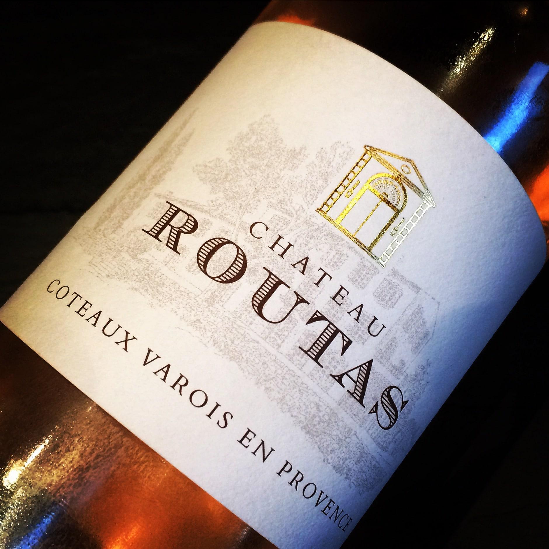Routas Côteaux Varois Rosé En Provence 2014