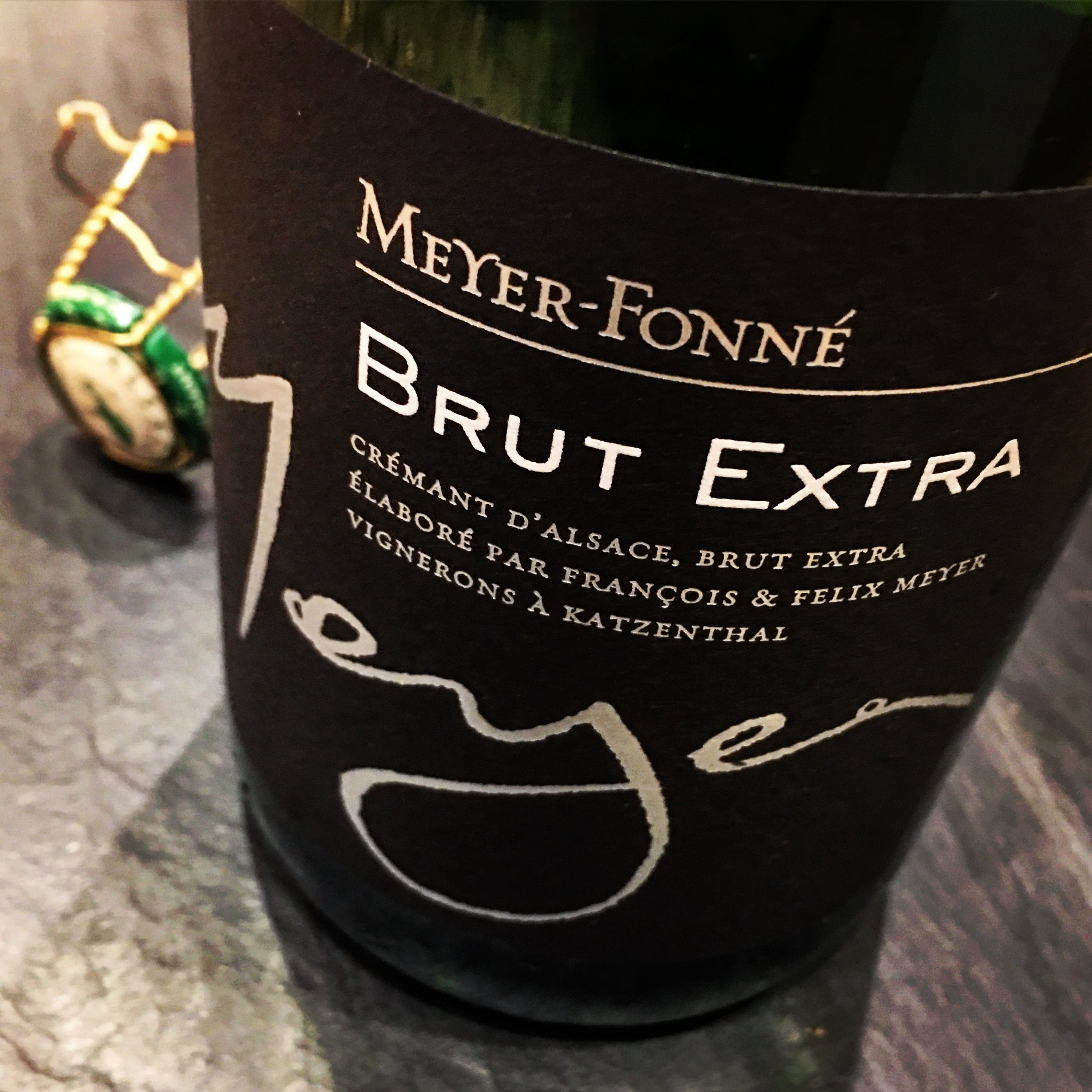 Meyer-Fonné Crémant d'Alsace Brut Extra NV