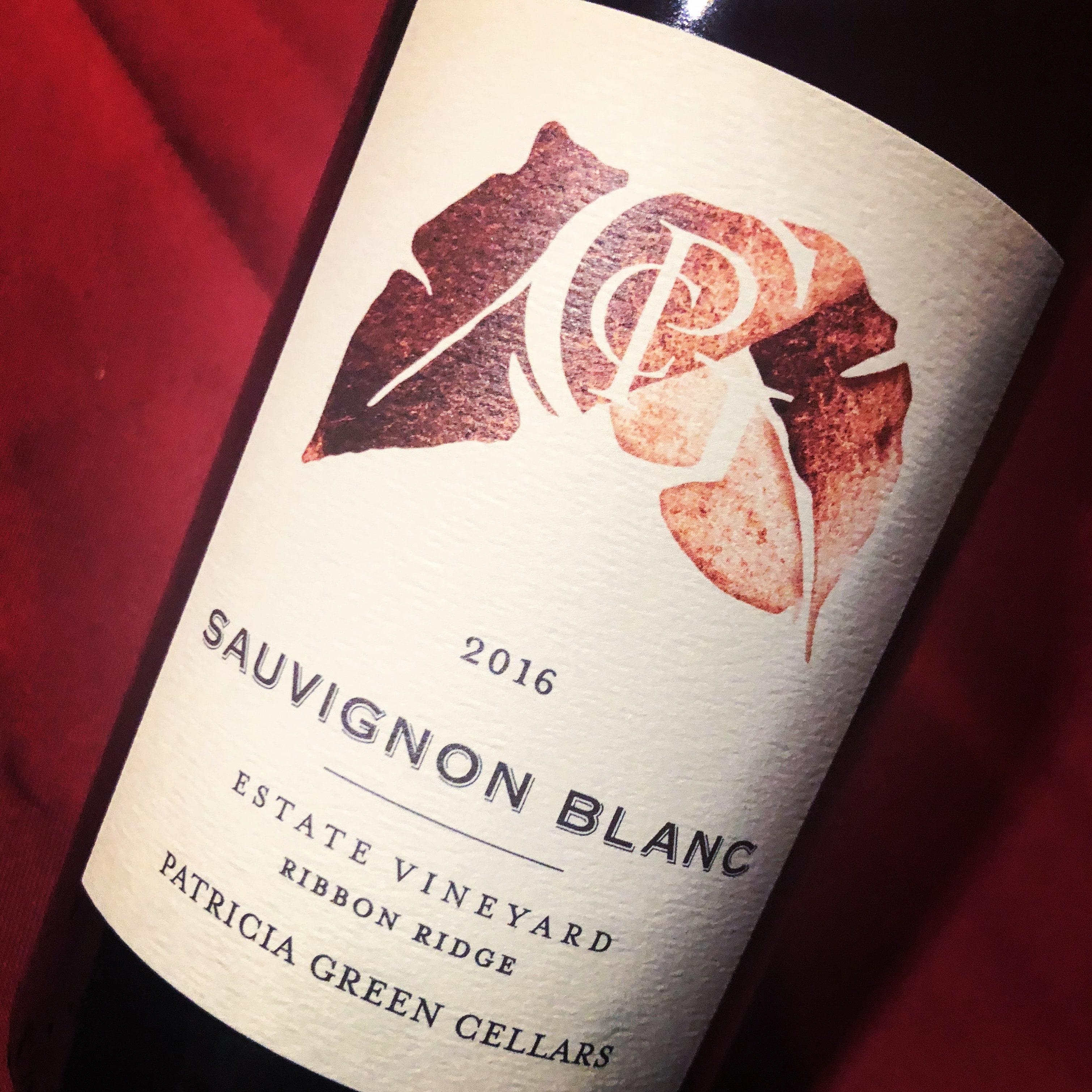 Patricia Green Cellars Sauvignon Blanc 2016