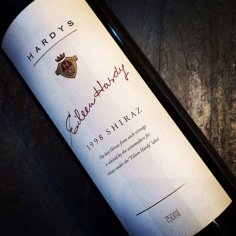 Hardy Wine Company Eileen Hardy Shiraz 1998