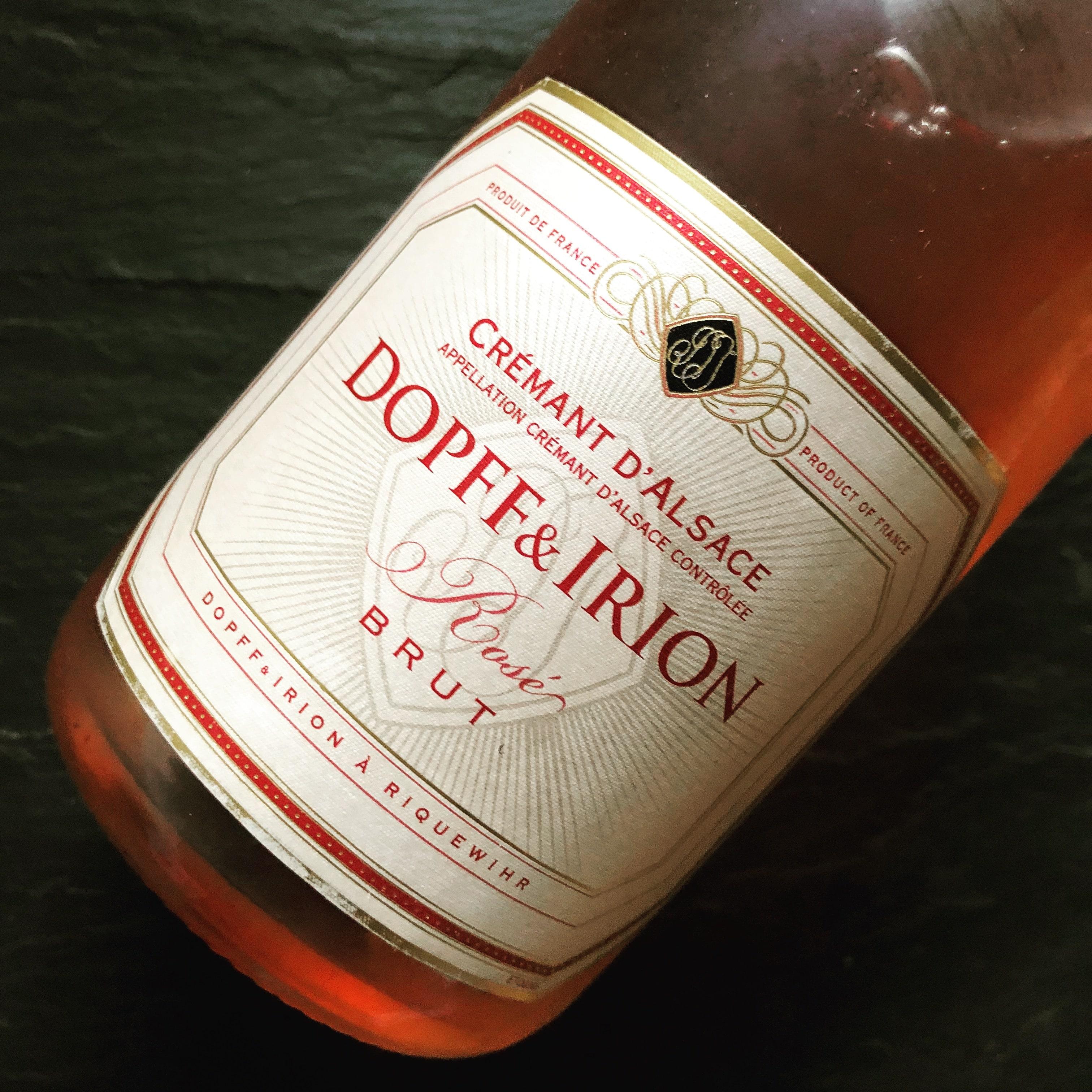 Dopff & Irion Crémant d'Alsace Rosé Brut NV