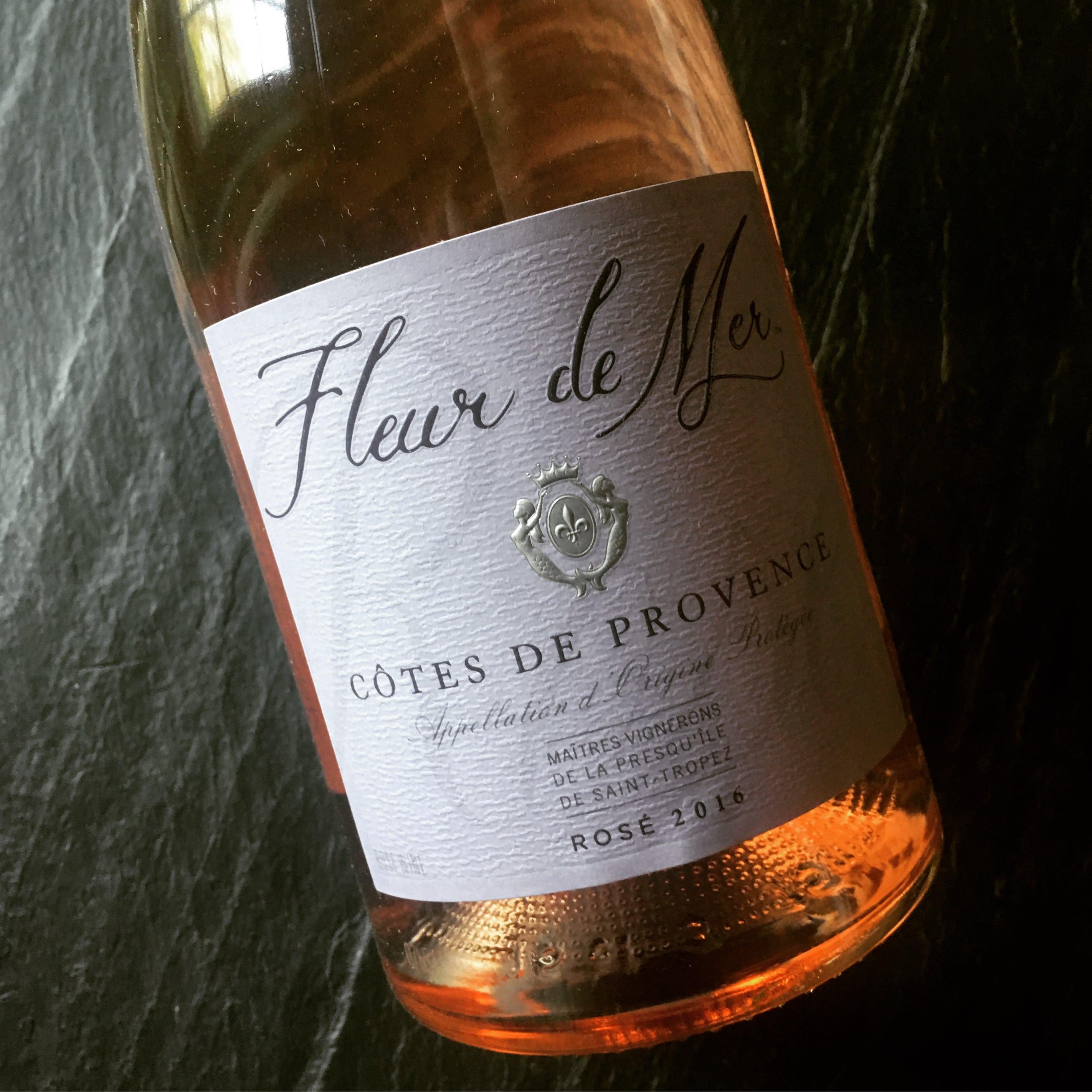 Fleur de Mer Côtes de Provence Rosé 2016