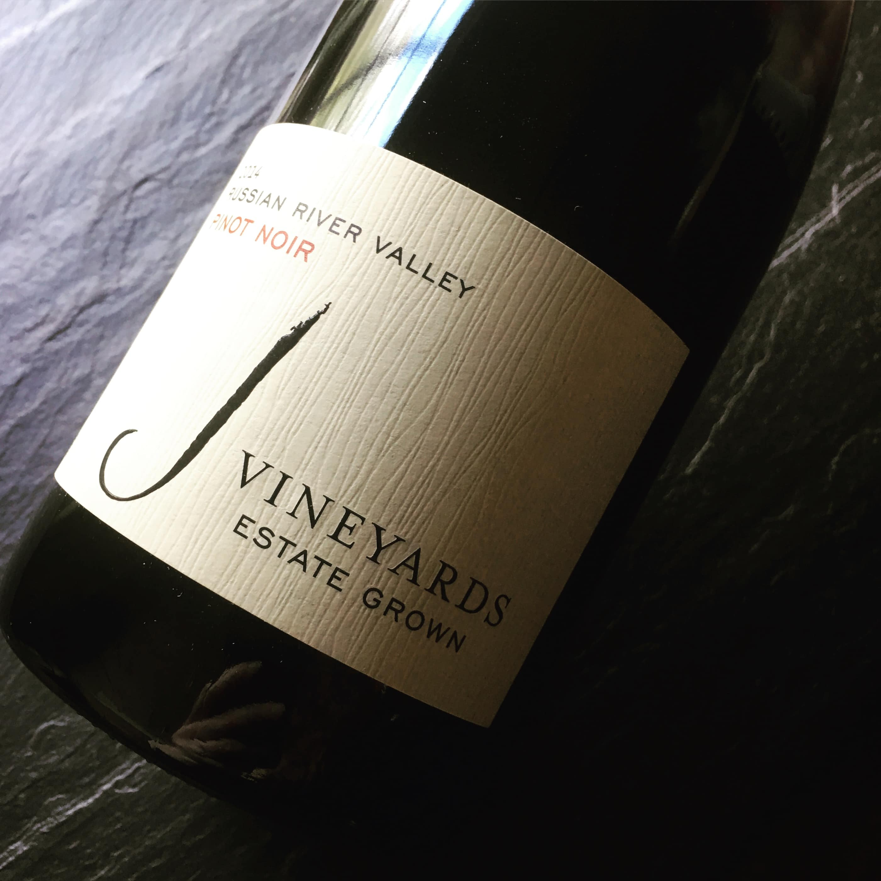 J Vineyards Estate Grown Pinot Noir 2014