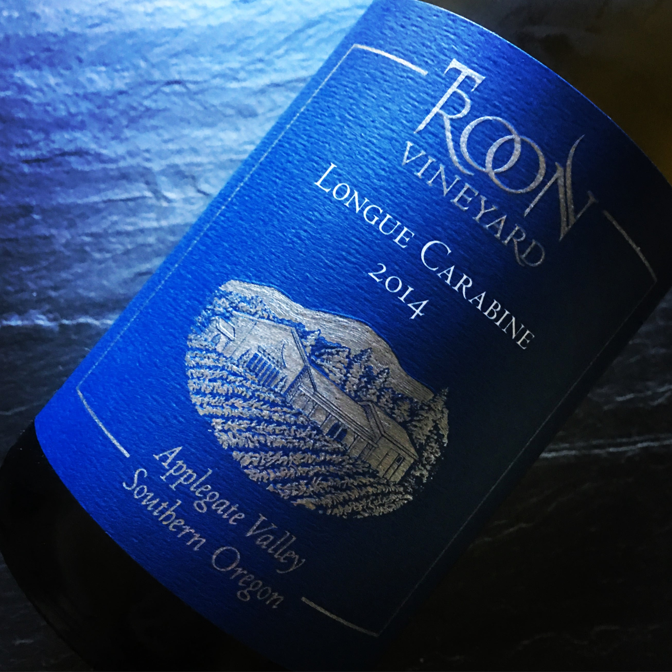 Troon Blue Label Longue Carabine 2014