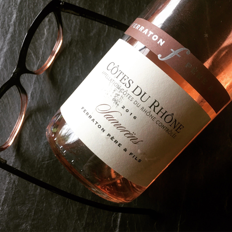 Ferraton Pere & Fils Côtes du Rhône Samorëns Rosè 2016