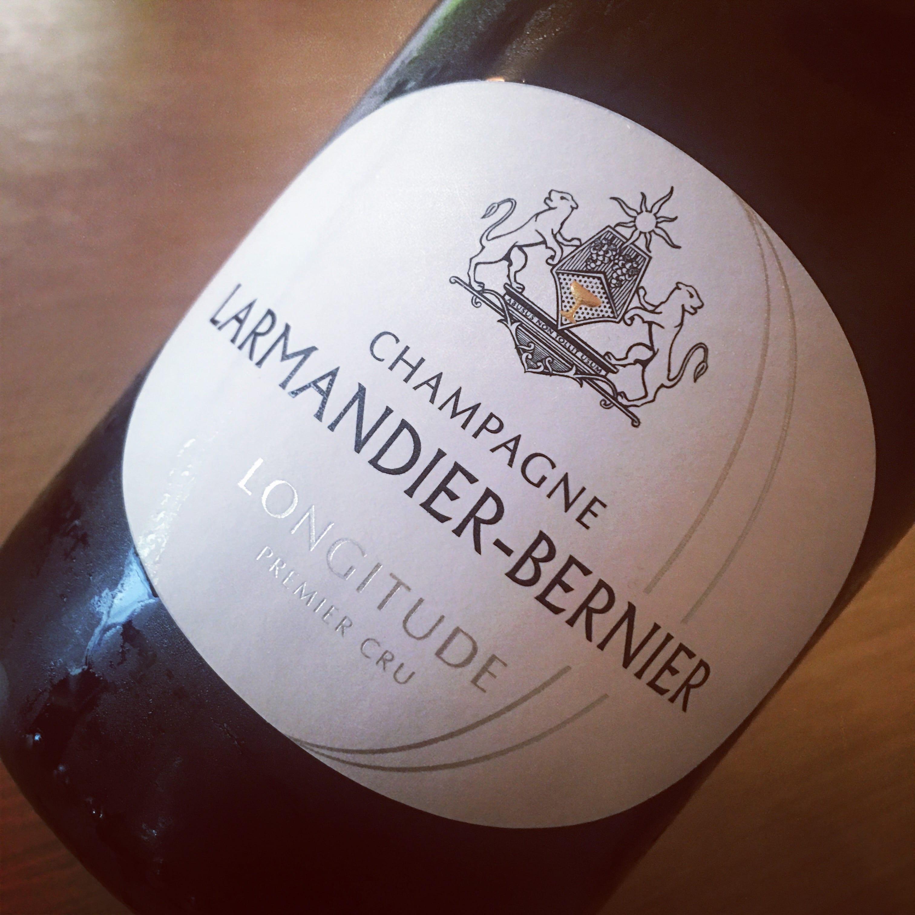 Larmandier-Bernier Champagne Longitude Premier Cru NV