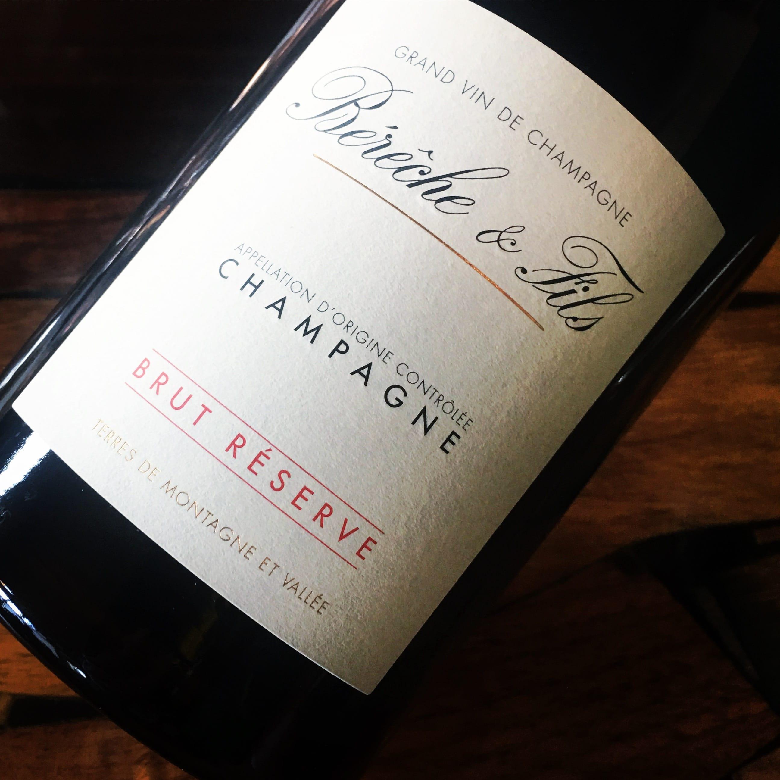 Bérêche & Fils Champagne Brut Réserve NV
