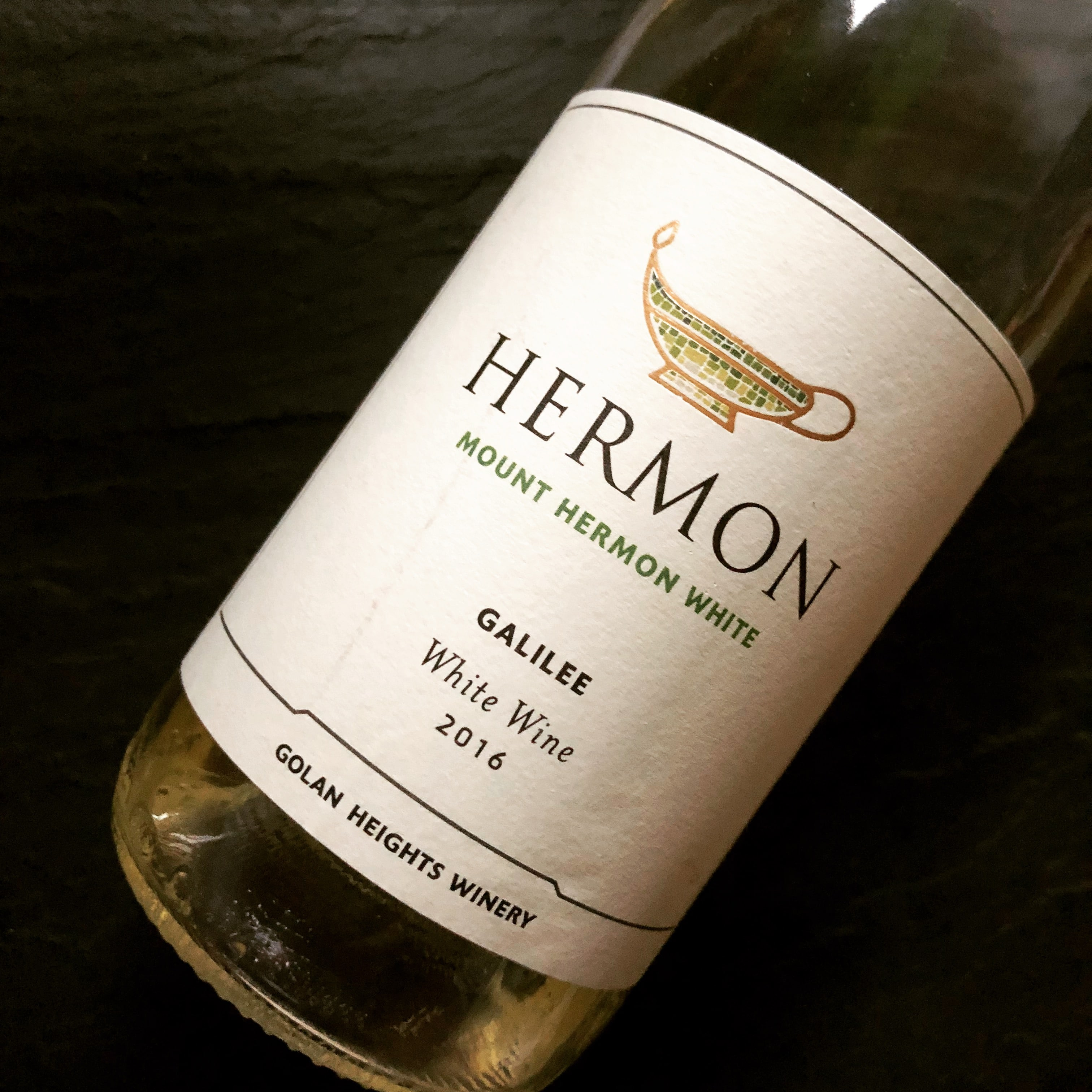 Golan Heights Winery Mount Hermon White 2016