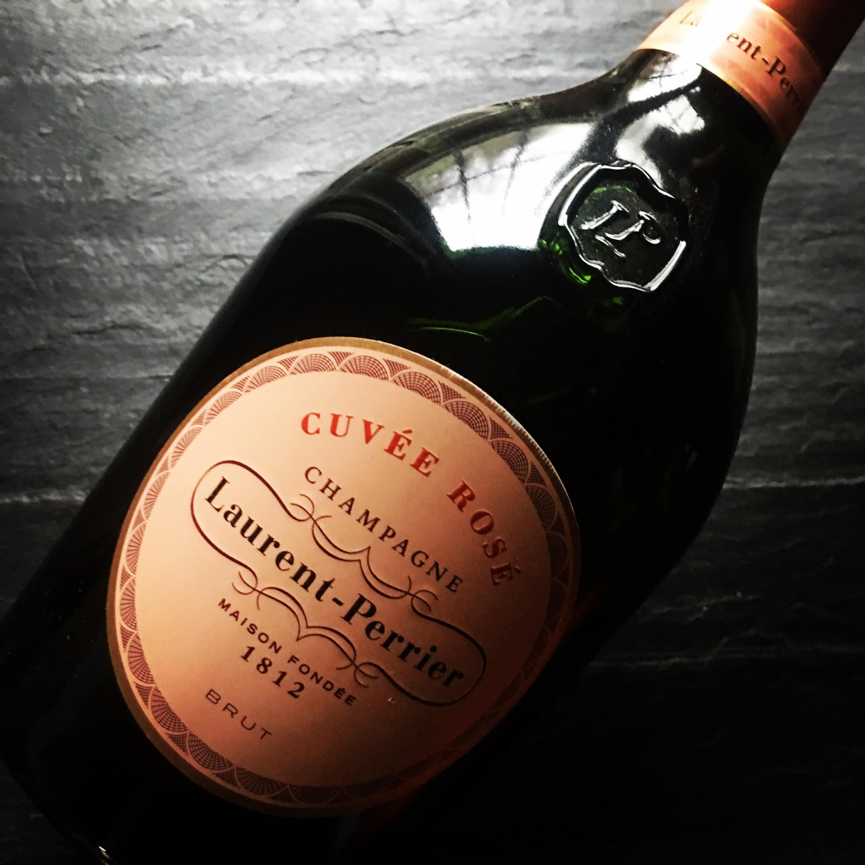 Laurent-Perrier Champagne Brut Cuvée Rosé NV