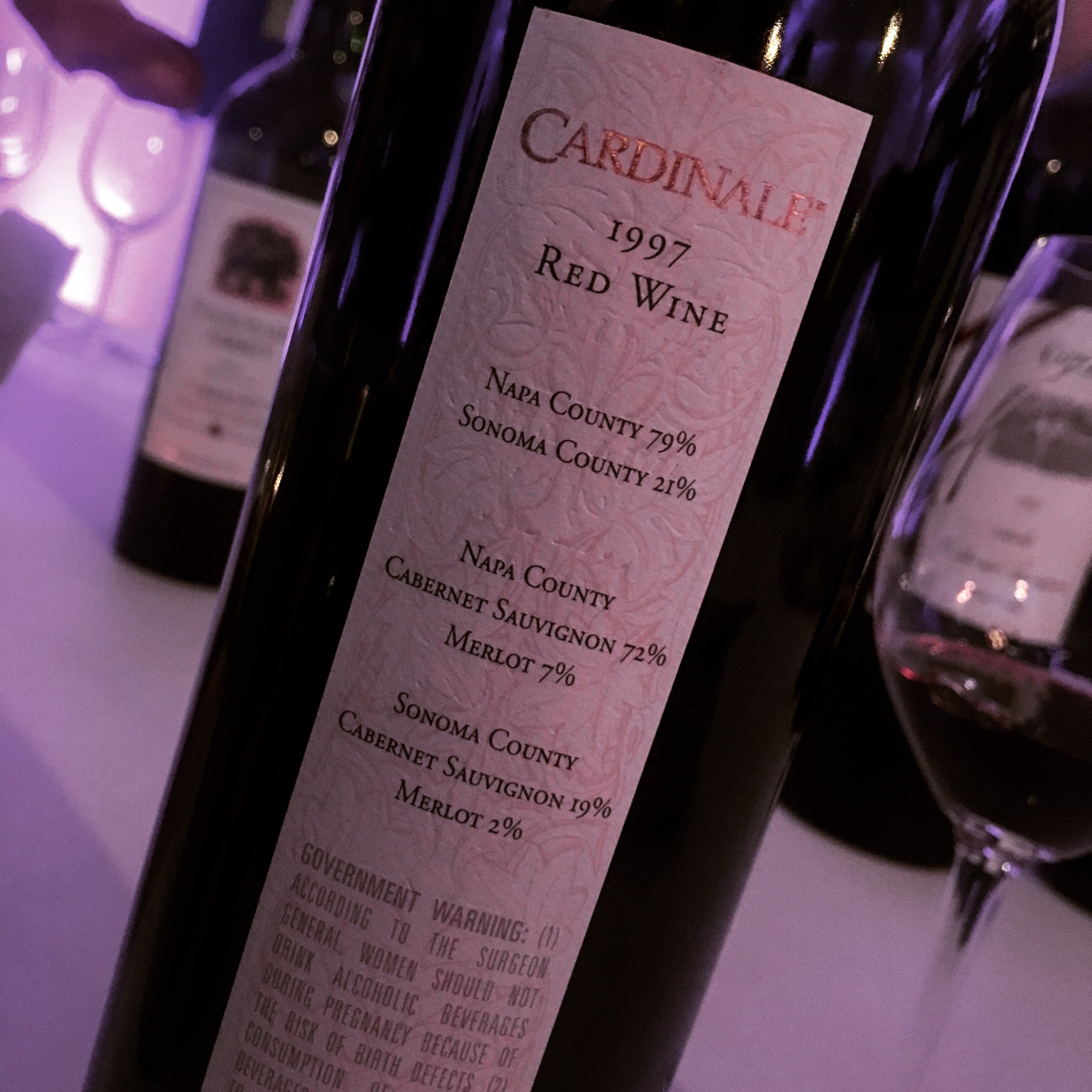 Cardinale Red 1997