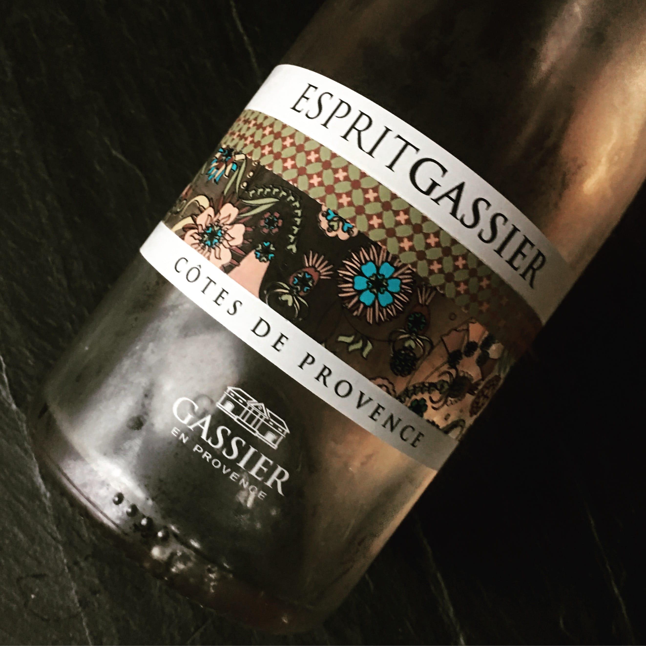 Château Gassier Côtes de Provence Esprit Gassier 2015