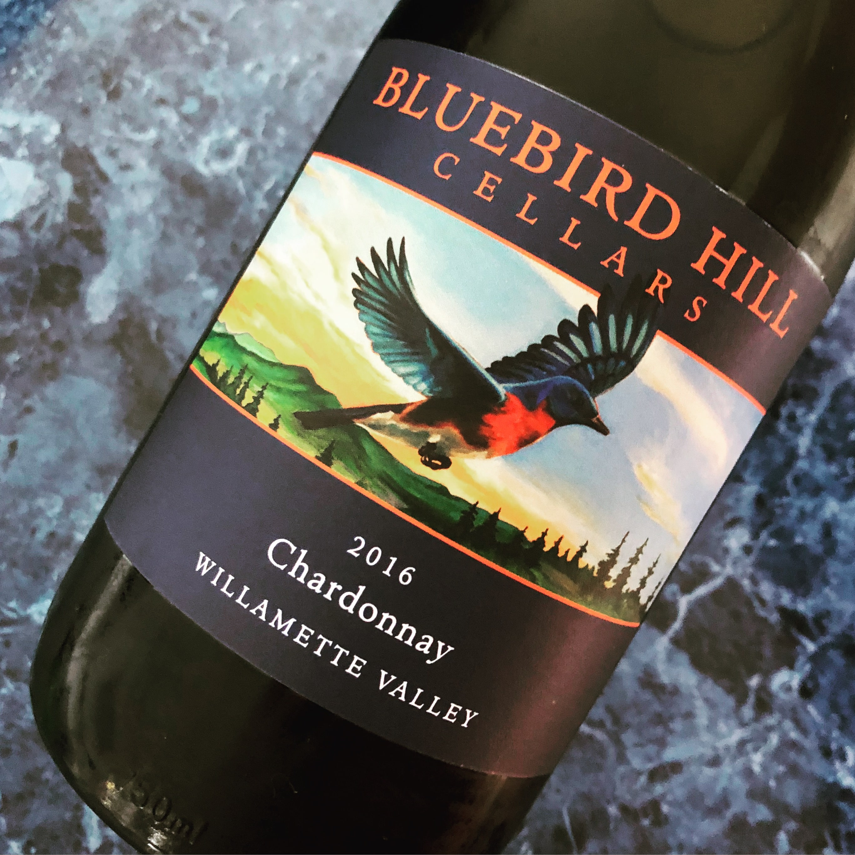 Willamette Valley Chardonnay 2016