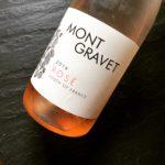 Mont Gravet Pays d'Oc Rosé 2016