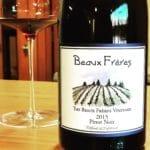 Beaux Frères The Beaux Frères Vineyard Pinot Noir 2015